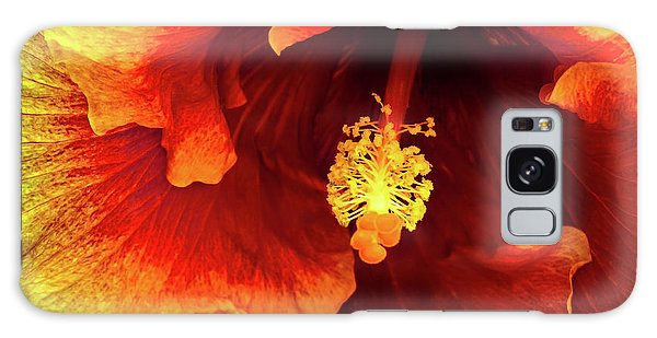 Hawaii Dreamin Galaxy Case by Deborah Nakano