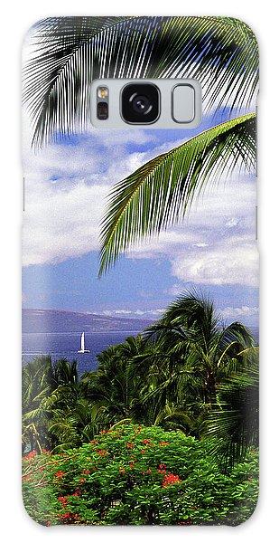 Hawaiian Fantasy Galaxy Case