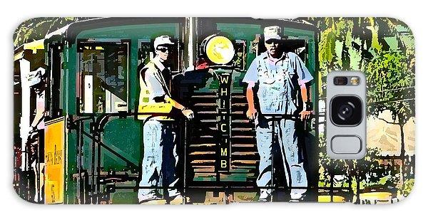 Hawaiian Railway Galaxy Case