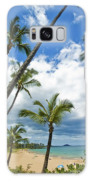 Hawaiian Shore On Maui 14 Galaxy Case