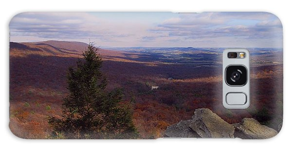 Hawk Mountain Sanctuary Galaxy Case