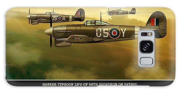 Hawker Typhoon Sqn 56 Galaxy Case by John Wills