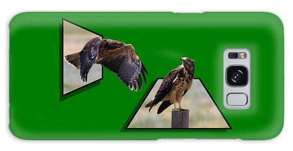 Hawks Galaxy Case