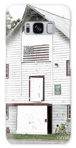 Hay For Sale Galaxy Case by Nicki McManus