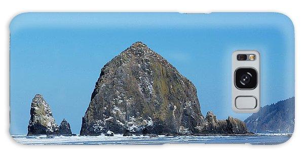 Haystack Rock Galaxy Case
