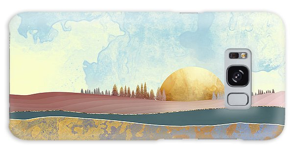 Landscape Galaxy Case - Hazy Afternoon by Katherine Smit