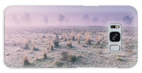 Cold Day Galaxy Case - Hazy Australian Winter Scene by Jorgo Photography - Wall Art Gallery