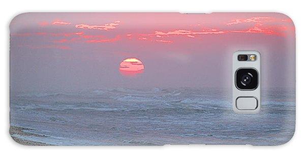 Hazy Sunrise I I Galaxy Case