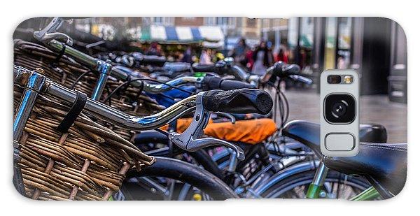 Hdr Bikes Galaxy Case by David Warrington