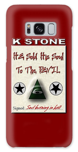 Galaxy Case - He Sold His Soul To The Devil by K STONE UK Music Producer