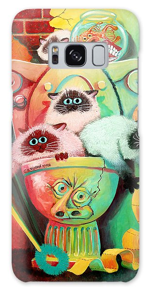 Head Cleaners Galaxy Case