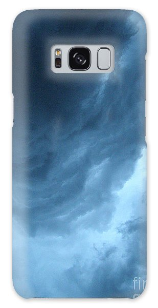 Head For Cover Galaxy Case by Angie Rea