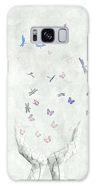 Insects Galaxy Case - Heal by Jacky Gerritsen