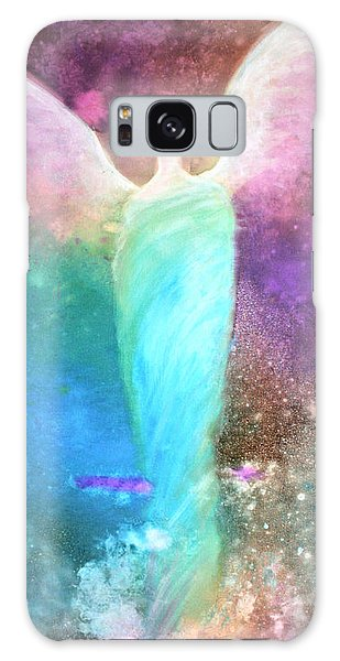 Healing Angels Galaxy Case