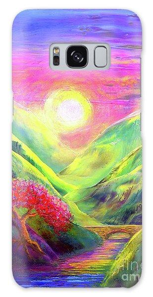 Healing Light Galaxy Case