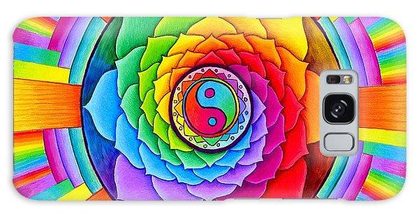 Healing Lotus Galaxy Case