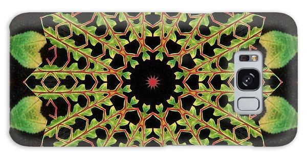 Healing Mandala 13 Galaxy Case
