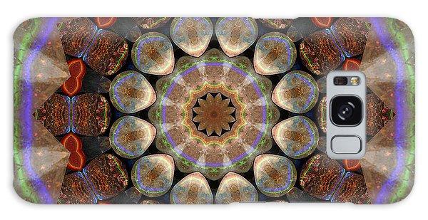 Healing Mandala 30 Galaxy Case