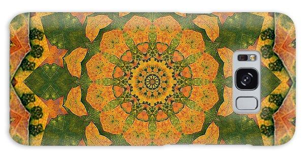 Healing Mandala 9 Galaxy Case
