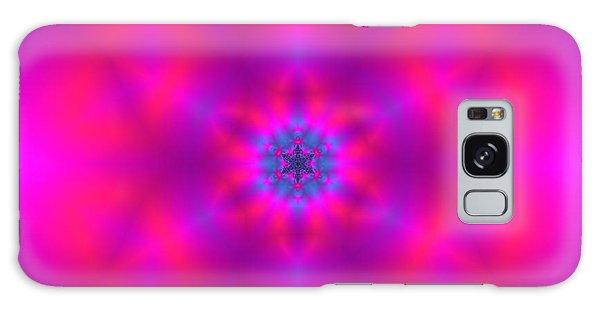 Galaxy Case featuring the digital art Healing Number Xxx by Robert Thalmeier