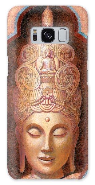 Healing Tara Galaxy Case