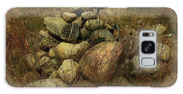 Heap Of Rocks Galaxy Case
