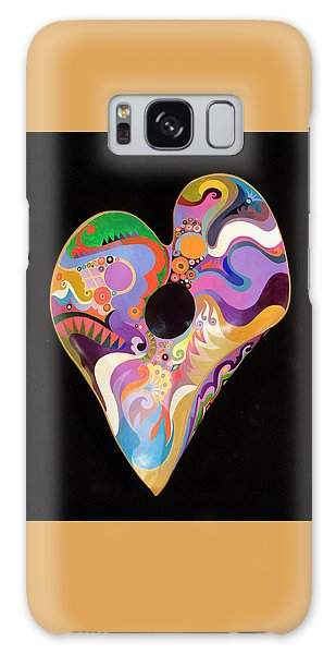 Heart Bowl Galaxy Case
