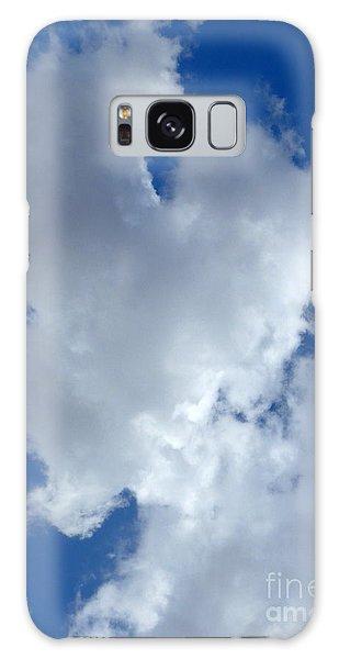 Heart Cloud Sedona Sky Galaxy Case