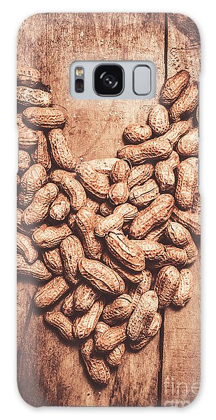 Indoors Galaxy Case - Heart Health And Nuts by Jorgo Photography - Wall Art Gallery