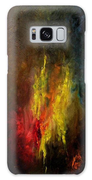 Heart Of Art Galaxy Case by Rushan Ruzaick
