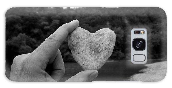Heart Of Stone Galaxy Case
