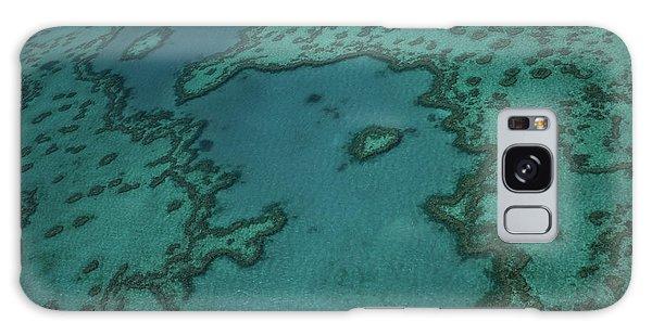 Heart Reef Galaxy Case