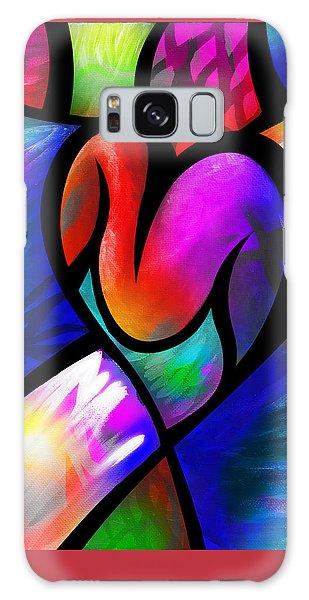Heart Vectors Galaxy Case