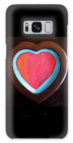 Hearts Afire Galaxy Case