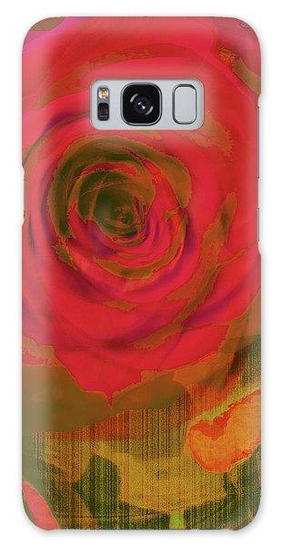 Hearts 'n Flowers-what Quarrel Galaxy Case