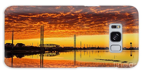Swing Bridge Heat Galaxy Case