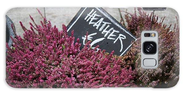 Heather Galaxy Case