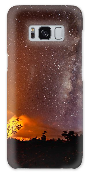 Heaven And Hell Galaxy Case
