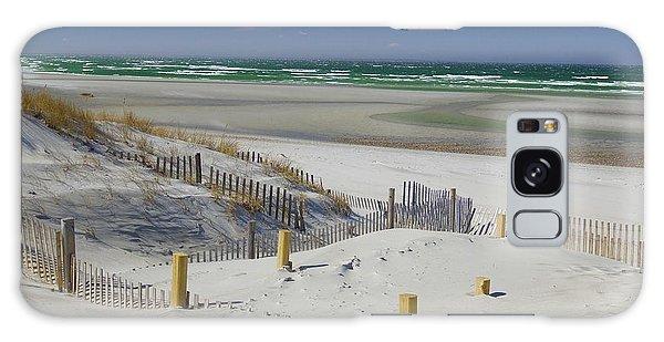 Heaven At Mayflower Beach Galaxy Case