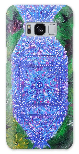 Galaxy Case - Heaven-earth Connection by Joanna Pilatowicz
