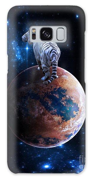 Polar Bear Galaxy S8 Case - Heaven Help Us All by Smart Aviation