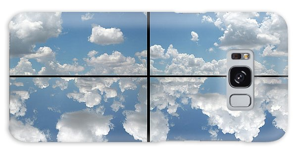 Cloud Galaxy Case - Heaven by James W Johnson