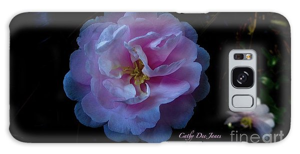 Heaven Scent Galaxy Case by Cathy Dee Janes