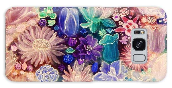 Heavenly Garden Galaxy Case