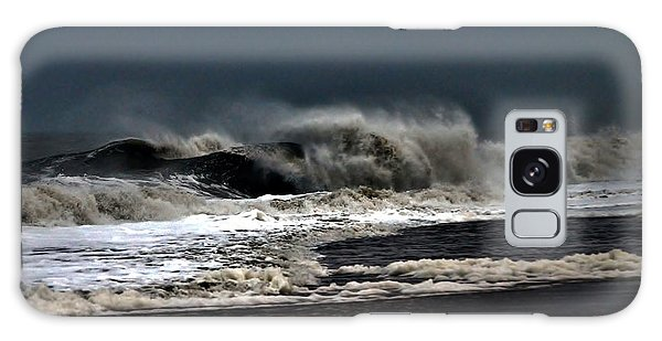 Stormy Surf Galaxy Case