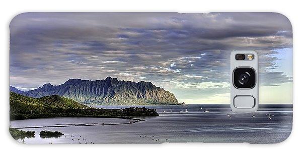 He'eia And Kualoa 2nd Crop Galaxy Case