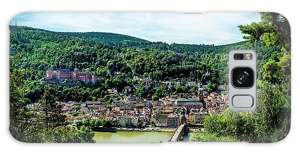 Galaxy Case featuring the photograph Heidelberg Germany by David Morefield