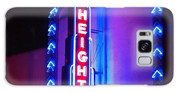 Heights Theater Galaxy Case by Cheri Randolph