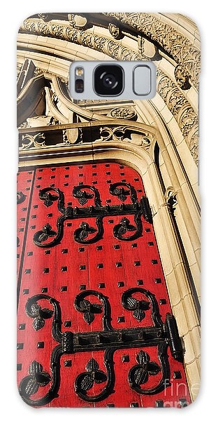Heinz Chapel Doors Galaxy Case