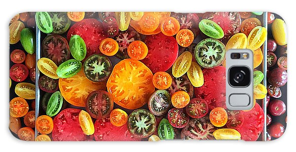 Heirloom Tomato Medley Galaxy Case